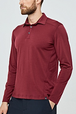 К1 POLO SHIRT, LONG SLEEVE